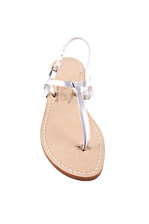 Capri sandal Cuccurullo | 5032256 | CUC02ARGENTO