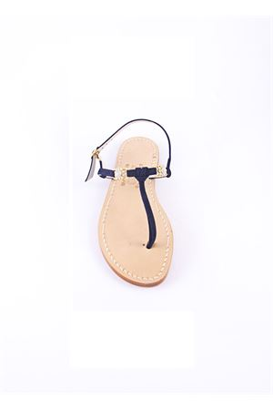 Capri sandal Cuccurullo | 5032256 | CUC04BLUNAVY
