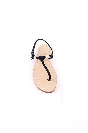 Capri sandal Cuccurullo | 5032256 | CUC04NERO