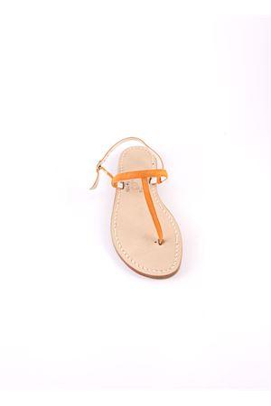 Capri sandal Cuccurullo | 5032256 | CUC08ARANCIO
