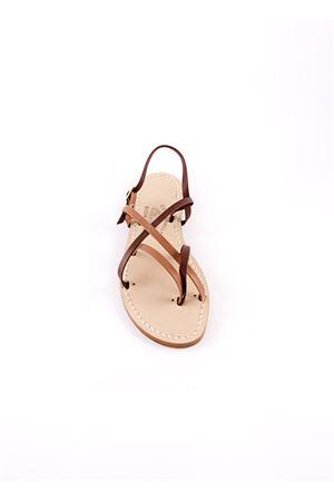 Capri sandal Cuccurullo | 5032256 | CUC13MARRONE