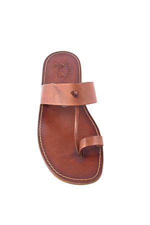Capri sandal Cuccurullo | 5032256 | CUC19MARRONE