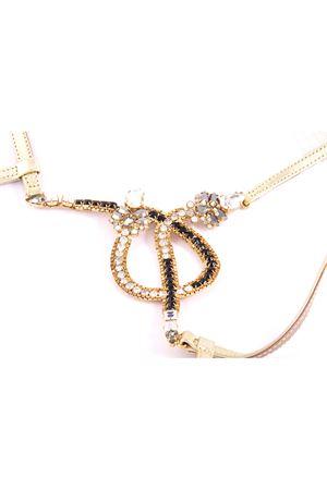 Jewel sandal Da Costanzo | 5032256 | S2894NERO