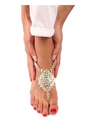 Jewel Sandals Da Costanzo | 5032256 | S3062VERDE/BIANCO