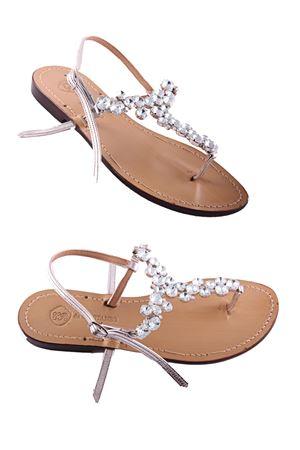 Jewel Capri Sandals Da Costanzo | 5032256 | S3099ICE
