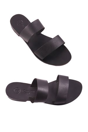 Basic Capri Sandals Da Costanzo | 5032256 | TV811NERO