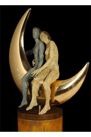 Cavalcando la Luna Grande Giacinto Bosco | 20000003 | CAVALCANDO LA LUNA GRANDELUNA GRANDE