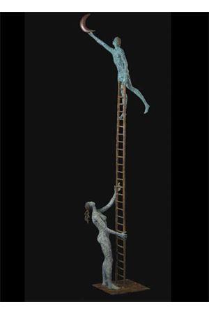 Tienimi la scala che ti prendo la luna. Giacinto Bosco | 20000003 | TIENIMI LA SCALA CHE TI PRENDO LA LUNASCALA