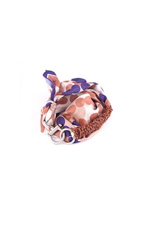 Silk scarf Grakko Fashion | -709280361 | GR07MULTI