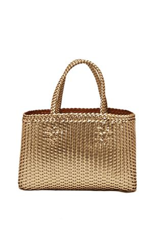 Gold Leather bag Laboratorio Capri | 31 | LAB51Oro