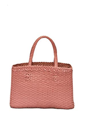 Pink Leather bag Laboratorio Capri | 31 | LAB51Rosa