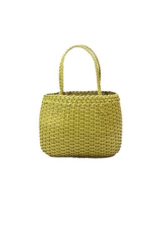 Green Leather bag Laboratorio Capri | 31 | LAB52OLIVA