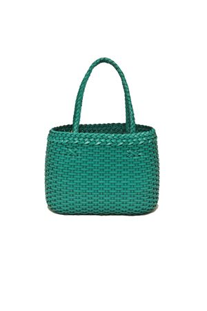 Handmade leather bag Laboratorio Capri | 31 | LAB52VERDE