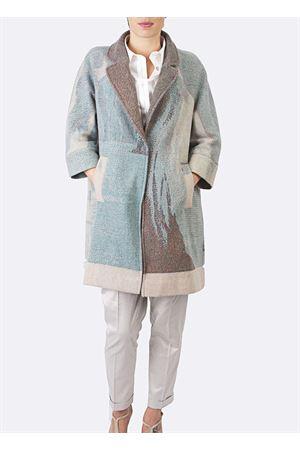Cappotto Laboratorio Capri | 20000030 | LAB56GROTTA AZZURRA