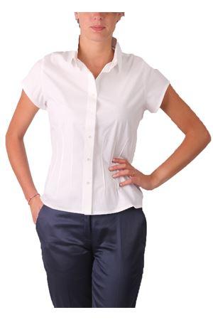 Camicia bianca in cotone Laboratorio Capri | 6 | LAB99BIANCO
