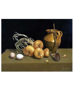 Cipolle con bricco Marco Gizzi | 20000003 | GIZZI4CIPOLLE CON BRICCO