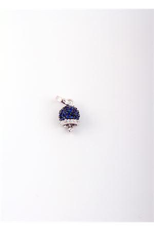Campanella di Capri con zirconi blu Pierino Jewels | 5032249 | 3011BLU
