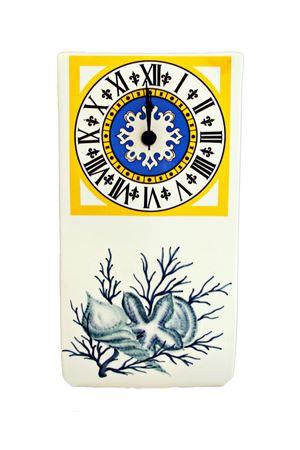 Orologio da parete  Piazzetta di capri Sea Gull Capri | 20000025 | CAPRI SHELL CLOCKSHELL CLOCK