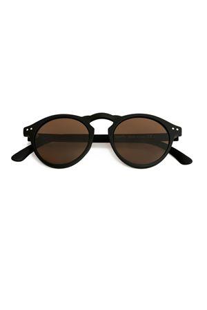 Sunglasses Spektre | 53 | CAVOUR MATTBLACKSILVERMIRROR