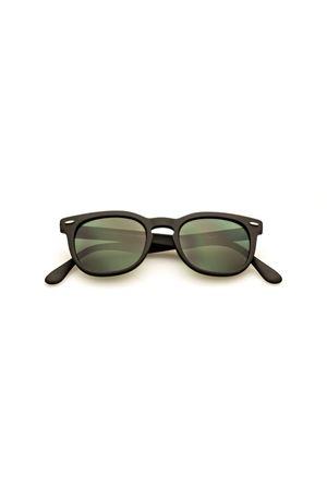 Sunglasses Spektre | 53 | MEMENTO AUDERE SEMPERBLACKDEEPGREENLENS