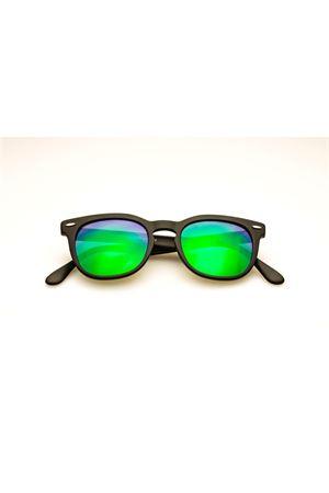 Sunglasses Spektre | 53 | MEMENTO AUDERE SEMPERBLACKGREENLENS