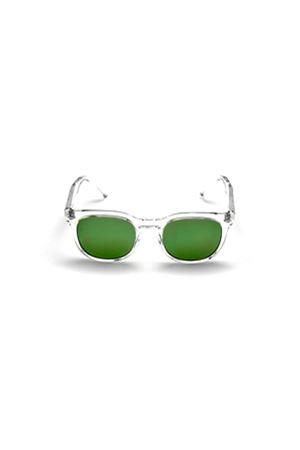 Sunglasses Spektre | 53 | MEMENTO AUDERE SEMPERTRANSPARENTDEEPGREENLENS