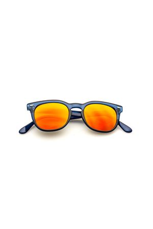 Sunglasses Spektre | 53 | MEMENTO AUDERE SEMPERTRANSPARENTBLUEORANGELENS