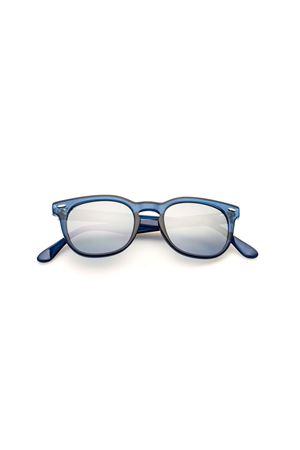Sunglasses Spektre | 53 | MEMENTO AUDERE SEMPERTRANSPARENTBLUESILVERLENS