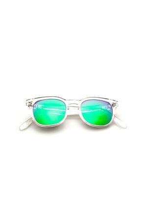 Sunglasses Spektre | 53 | MEMENTO AUDERE SEMPERTRANSPARENTGREENLENSS