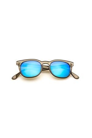 Sunglasses Spektre | 53 | MEMENTO AUDERE SEMPERTRANSPARENTGREYBLUELENS