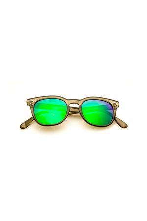 Sunglasses Spektre | 53 | MEMENTO AUDERE SEMPERTRANSPARENTGREYGREENLENS