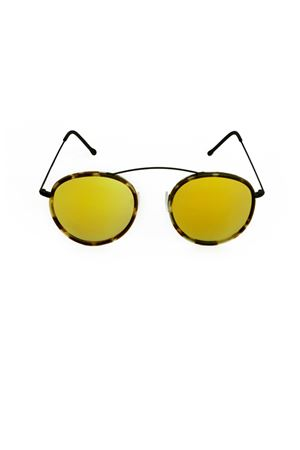Sunglasses Spektre | 53 | MET-RO2BLACKHAVANAGOLDMIRROR