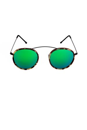 Sunglasses Spektre | 53 | MET-RO2BLACKHAVANAGREENMIRROR