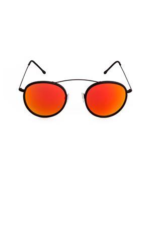 Sunglasses Spektre | 53 | MET-RO2BLACKORANGEMIRROR
