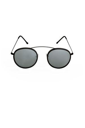 Sunglasses Spektre | 53 | MET-RO2BLACKSILVERMIRROR