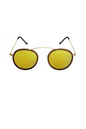 Sunglasses Spektre | 53 | MET-RO2GOLDBROWNGOLDMIRROR