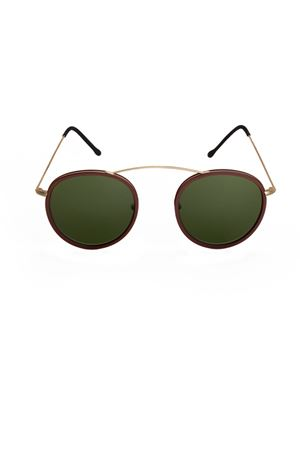 Sunglasses Spektre | 53 | MET-RO2GOLDBROWNDEEPGREEN