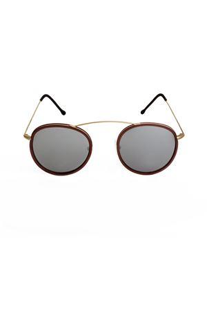 Sunglasses Spektre | 53 | MET-RO2GOLDBROWNSILVERMIRROR