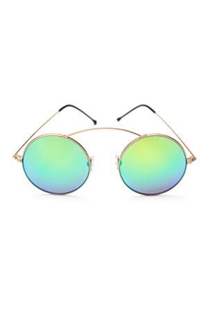 Sunglasses Spektre | 53 | MET-ROGOLDGREENLENS