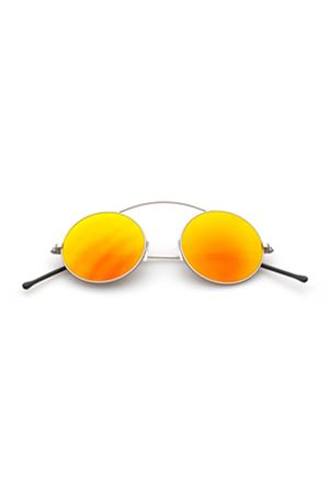 Sunglasses Spektre | 53 | MET-ROSILVERORANGELENS