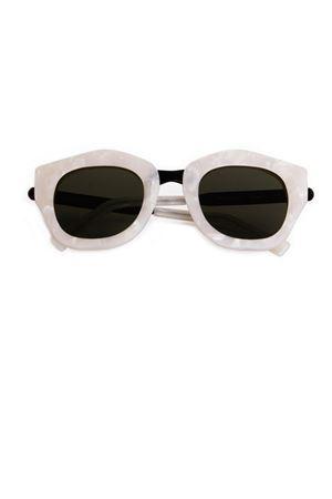 Sunglasses Spektre | 53 | MON AMOURPEARLGOLDMIRRORBLACKGOLD