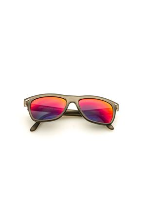 Sunglasses Spektre | 53 | NULLA ETHICA SINE AESTETICAMATTEGREYREDLENS