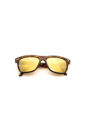 Sunglasses Spektre | 53 | NULLA ETHICA SINE AESTETICATORTOISESHELLGOLDLENS