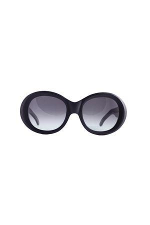 Handmade sunglasses Capri People | 53 | 9030-01NEROSATIN