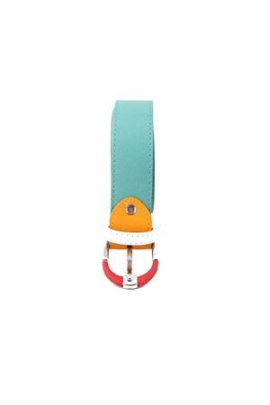 Cintura multicolor  in pelle Colori Di Capri | 22 | BELTMULTITURCHESE