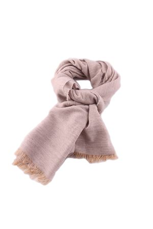 Cashmere scarf Colori Di Capri | 77 | SCARFCACHEMIREGAUZEGRIGIO