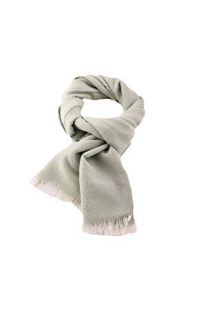Mint green scarf Colori Di Capri | 77 | SCARFCACHEMIREGAUZEVERDE