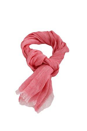 Sciarpa in lino personalizzabile Colori Di Capri | 77 | SCIARPA PERSONALIZZABILELILLA