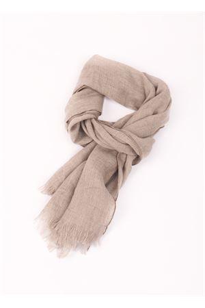 Linen scarf Colori Di Capri | 77 | TU SCARFSABBIA