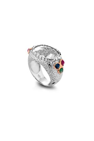 Handmade Ring Puttini di Puttini Angela Puttini Gioielli | 5032250 | AN228ARGENTO